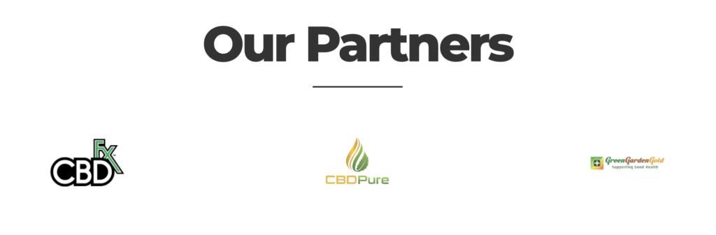 CBD Affiliate Programs - CBDPure, Green Garden Gold, CBDfx