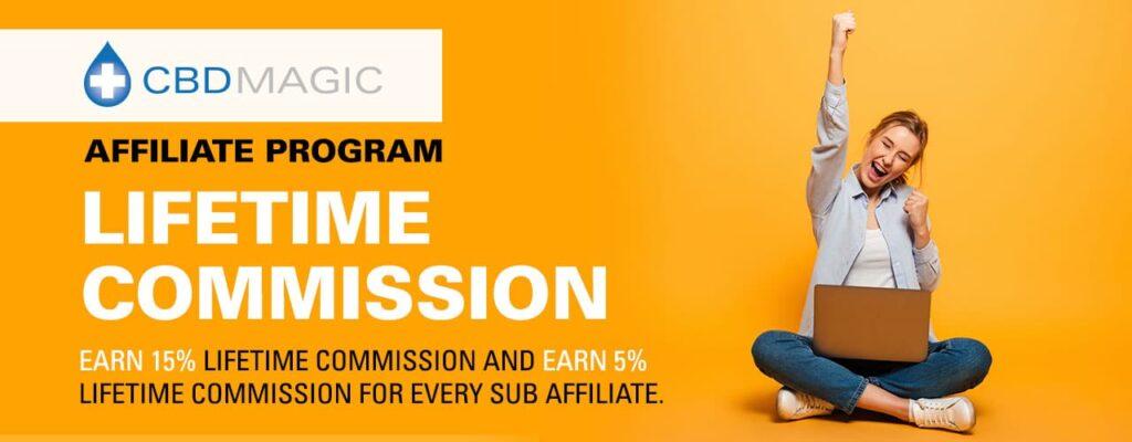 Join the CBD Magic Affiliate Program