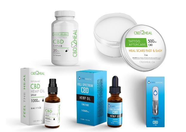 CBDMagic Products - Canada - Affiliate Program