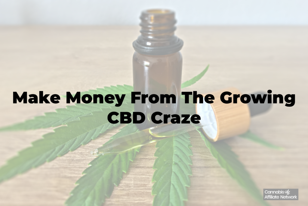 Make Money CBD Affiliate Programs