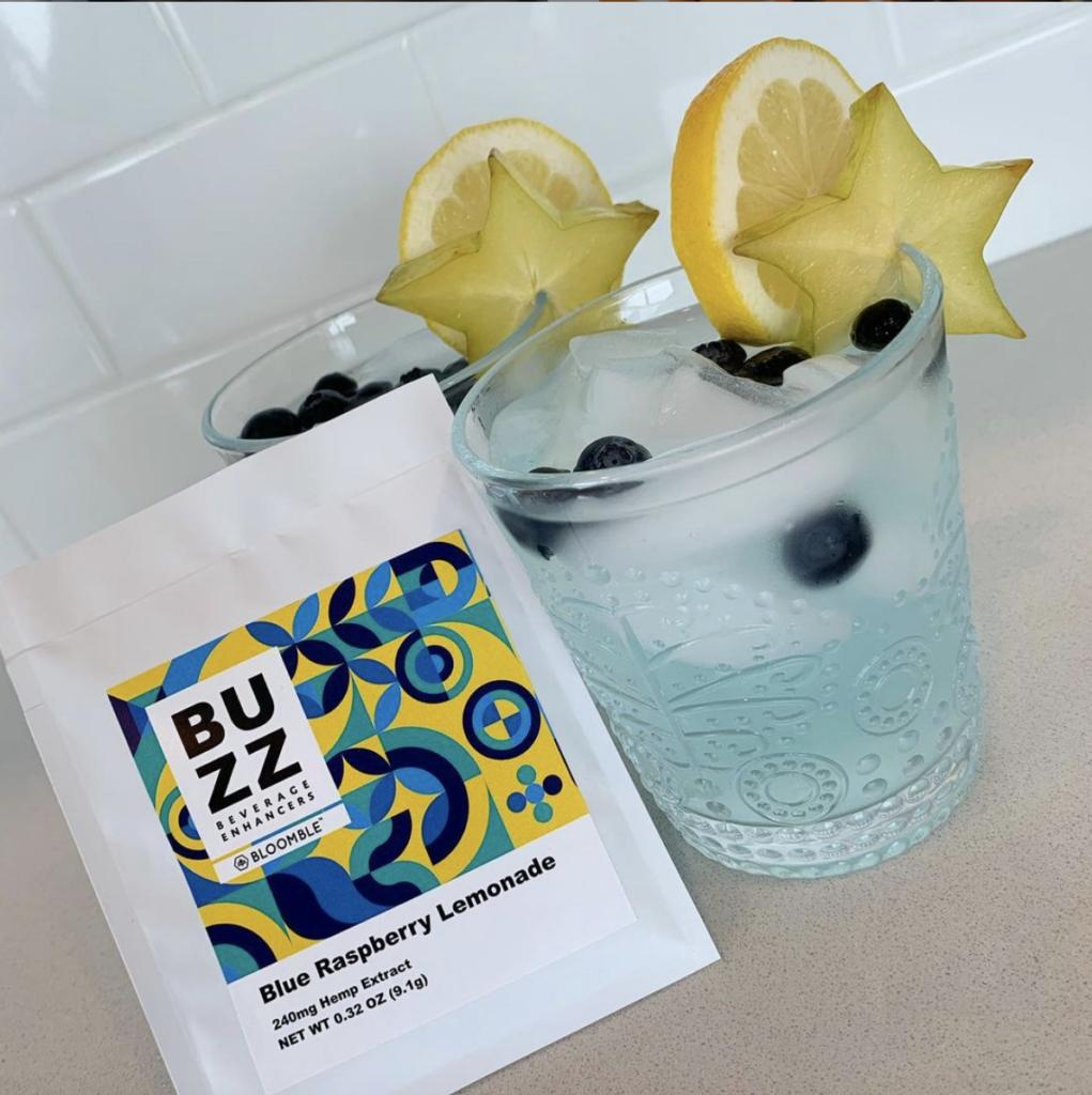 Bloomble CBD Drinks - Affiliate Program